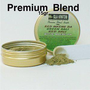 Kratom| Premium Blend 15 Grams| Lab Tested